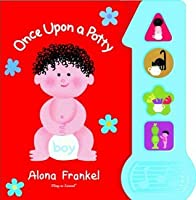 Once Upon a Potty Sound Book for Boys (Play a Sound)