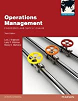 Operations Management:Processes and Supply Chains: Global Edition: University of the West Indies