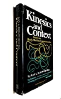 Kinesics and Context: Essays on Body Motion Communication