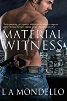 Material Witness (Heroes of Providence, #1)