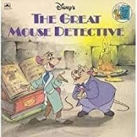 The Great Mouse Detective (Golden Look-Look Book)