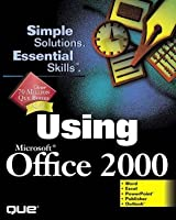 Using Microsoft Office 2000