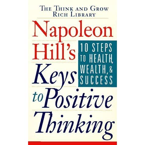 keys to success napoleon hill pdf
