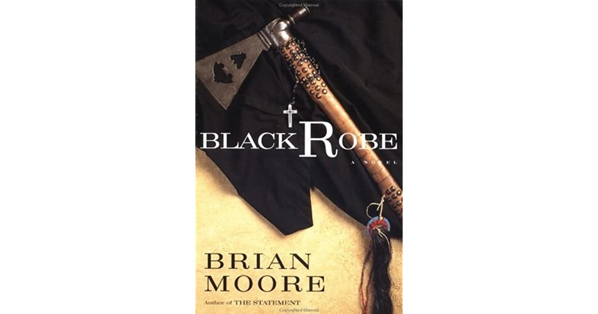 an analysis of brian moores novel black robe Port manteaux churns out silly new words when you feed it an idea or two enter a word (or two) above and you'll get back a bunch of portmanteaux created by jamming together words that are conceptually related to your inputs.