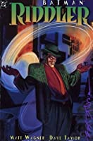 Batman Riddler Graphic Novel Comic
