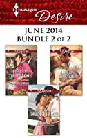 Harlequin Desire June 2014 - Bundle 2 of 2: Expecting the CEO's Child\The Texan's Forbidden Fiancée\A Sinful Seduction