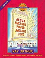 Jesus--Awesome Power, Awesome Love (Discover 4 Yourself® Inductive Bible Studies for Kids)