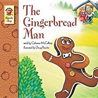Gingerbread Man, Grades Pk - 3
