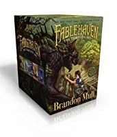 Fablehaven: Complete Set (Boxed Set): Fablehaven; Rise of the Evening Star; Grip of the Shadow Plague; Secrets of the Dragon Sanctuary; Keys to the Demon Prison (Fablehaven, #1-5)