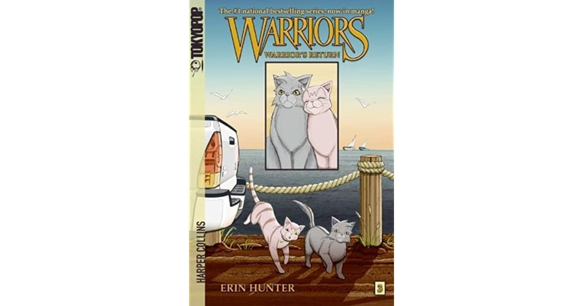 book look at a warrior erin hunter
