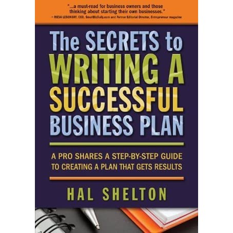 Write a successful business plan