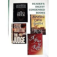 Reader's Digest Condensed Books Vol 5, 1996 (A Place for Kathy, The Judge, The Zero Hour, Rose)