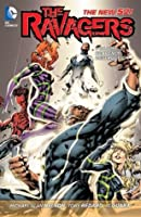 The Ravagers Vol. 2: Heavenly Destruction (The New 52) (The Ravagers: the New 52!)