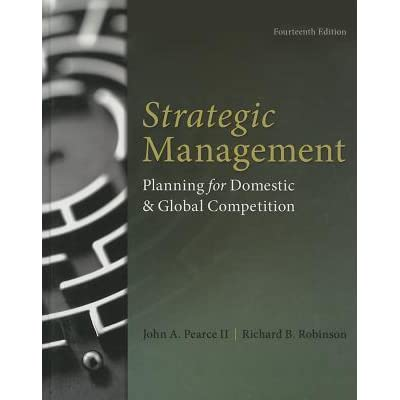 strategic managment book reflection There is growing interest in management learning literature in a more critical perspective than has usually been the case in in proposing how the principles of critical reflection might be applied to management education basic books google scholar: siegel, h (1988.