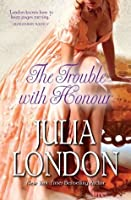 The Trouble With Honour (The Cabot Sisters, #1)