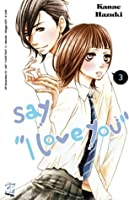 Say I love you 3