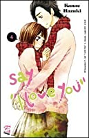 Say I love you 4