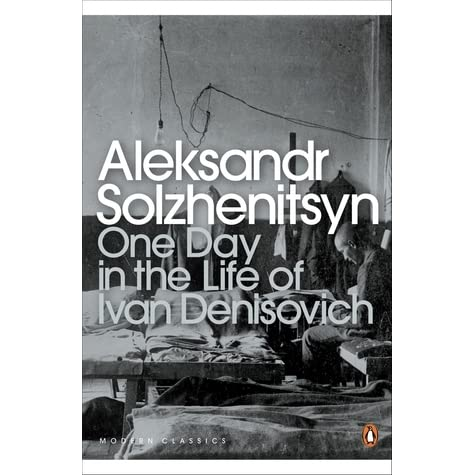 an analysis of the book one day in the life of ivan denisovich Discourse in ai solzhenitsyn's one day in the life of ivan denisovich  12 r  mathewson, the novel in russia and the west, soviet literature in the sixties.