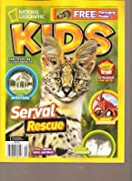 National Geographic Kids Magazine (May 2012)