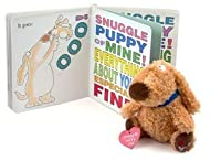 SNUGGLE PUPPY! Book and Plush Toy Set (Sandra Boynton, Boynton on Board)