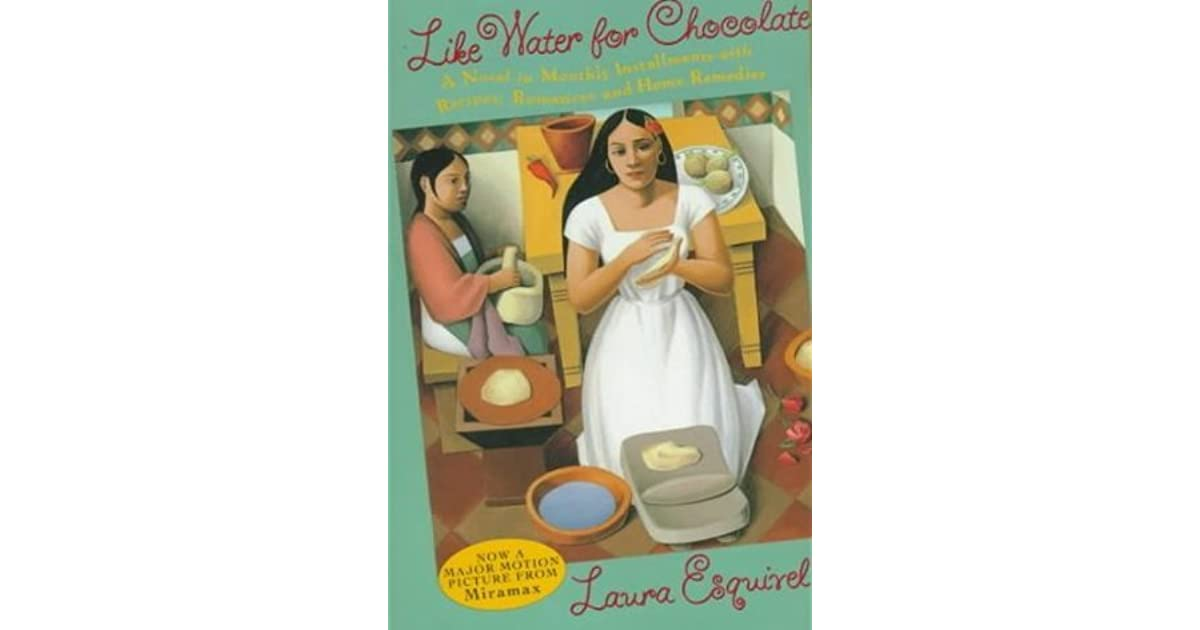 Tag: Like Water for Chocolate by Laura Esquivel