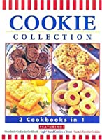 Cookie Collection (3 Books in 1)