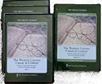 The Western Literary Canon in Context (The Great Courses): Audio CD set