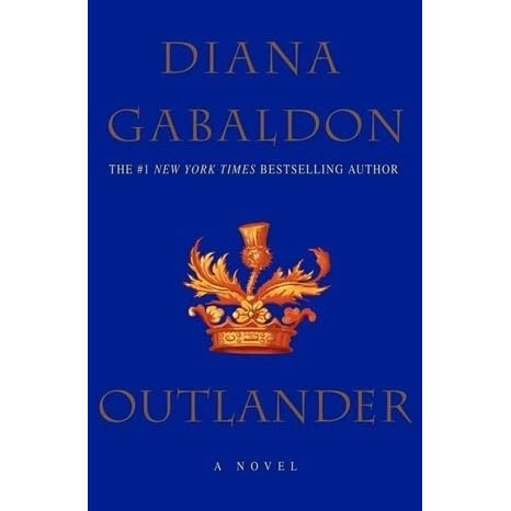 Looks from books: outlander