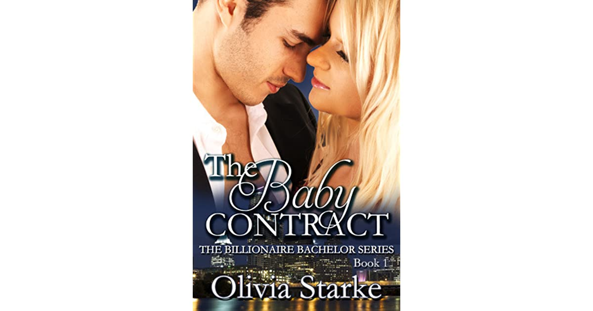 The Baby Contract (The Billionaire Bachelor Series, #1) by ...