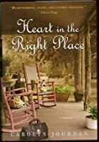 Heart in the Right Place (Large Print)