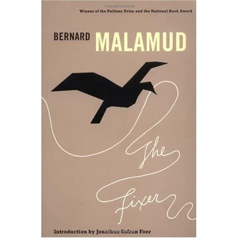 an analysis of malamuds novel the fixer New york times notable book of the yearpublishers weekly best book of 1997with an introduction by robert giroux, the complete stories of bernard malamud is an essential american book, richard stern declared in the chicago tribune when the collection was published in hardcover.