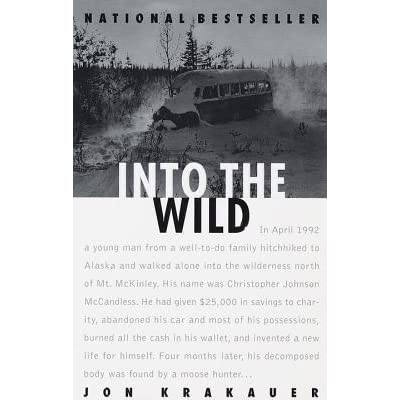 A review of into the wild by jon krakauer