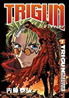 Trigun Anime Manga Volume 1