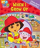 When I Grow Up: Little First Look and Find