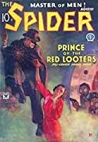 The Spider, Master of Men! #11: Prince of the Red Looters