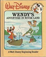 Wendy's Adventure in Never Land (Fun-To-Read Library, #9)