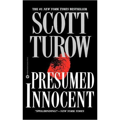 presumed innocent book The paperback of the presumed innocent by scott turow at barnes & noble   discover more books you may like on b&n book graph.