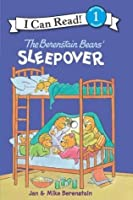 The Berenstain Bears' Sleepover: I Can Read Level 1