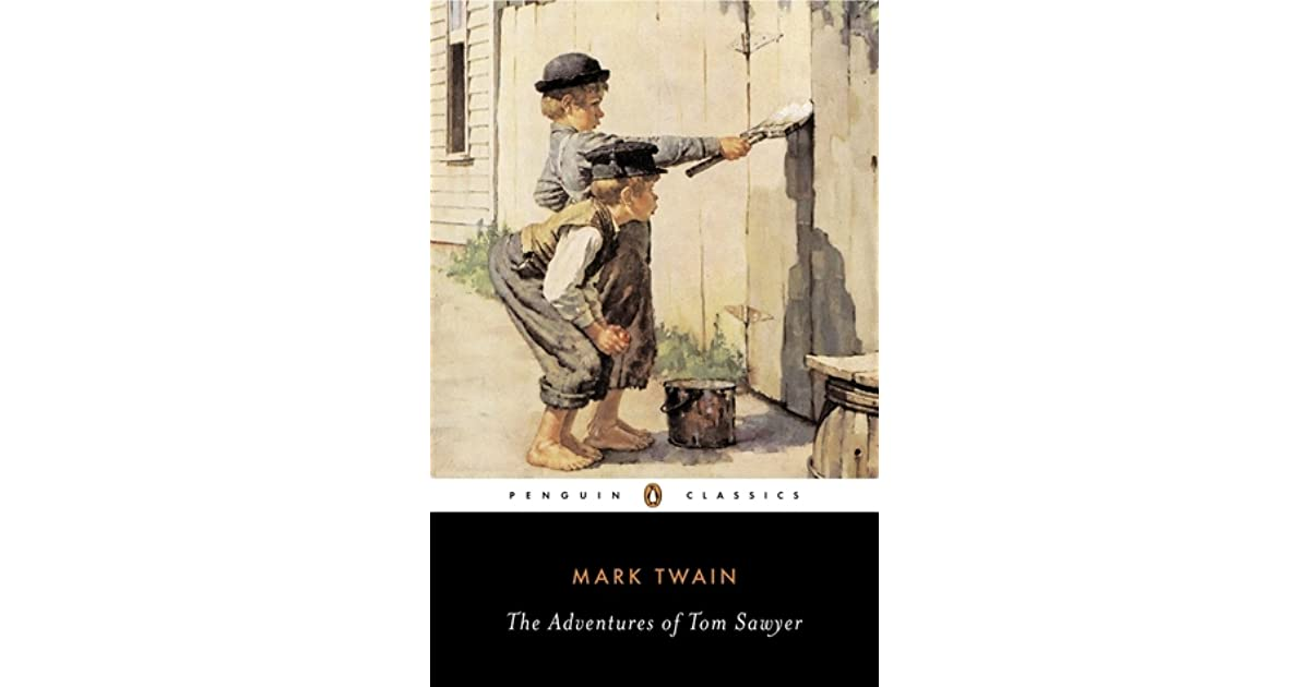 the mischievous adventures of tom sawyer How can the answer be improved.
