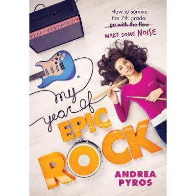 My Year of Epic Rock by Andrea Pyros