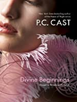 Divine Beginnings (Partholon Book 5)