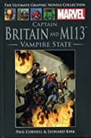 Marvel Ultimate Graphic Novels Collection (#59 Captain Britain and MI13 Vampire State)