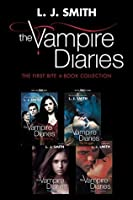 Vampire Diaries: The First Bite 4-Book Collection (The Vampire Diaries)