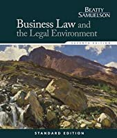 Business Law and the Legal Environment, Standard Edition