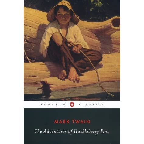 the horrors in the novel of the adventures of huckleberry finn by mark twain Home » childrens » huckleberry finn (the adventures of) by mark twain (free audio book) huckleberry finn (the adventures of) by mark twain (free audio book) listen to the one of the most famous books of the world, this huckleberry finn adventure mesmerises audiences of all ages and.