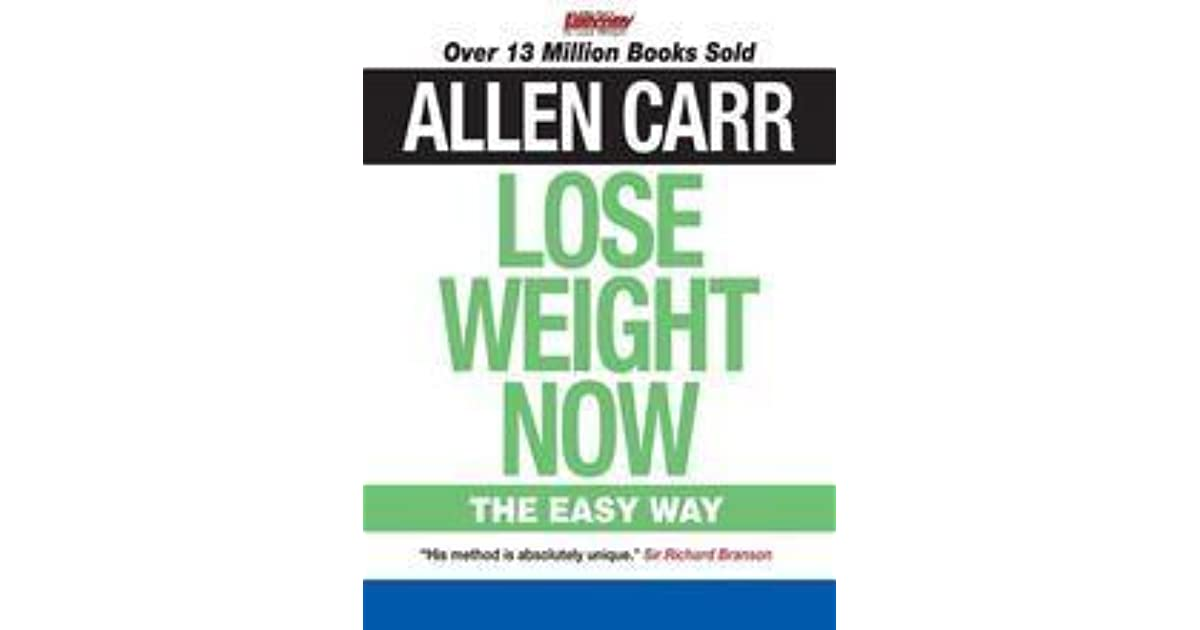 allen carr easy way to lose weight pdf