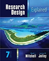 Research Design Explained, 7th Ed.