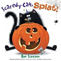 Scaredy-Cat, Splat! (Splat the Cat)
