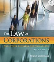 Law of Corporations and Other Business Organizations (Book Only)