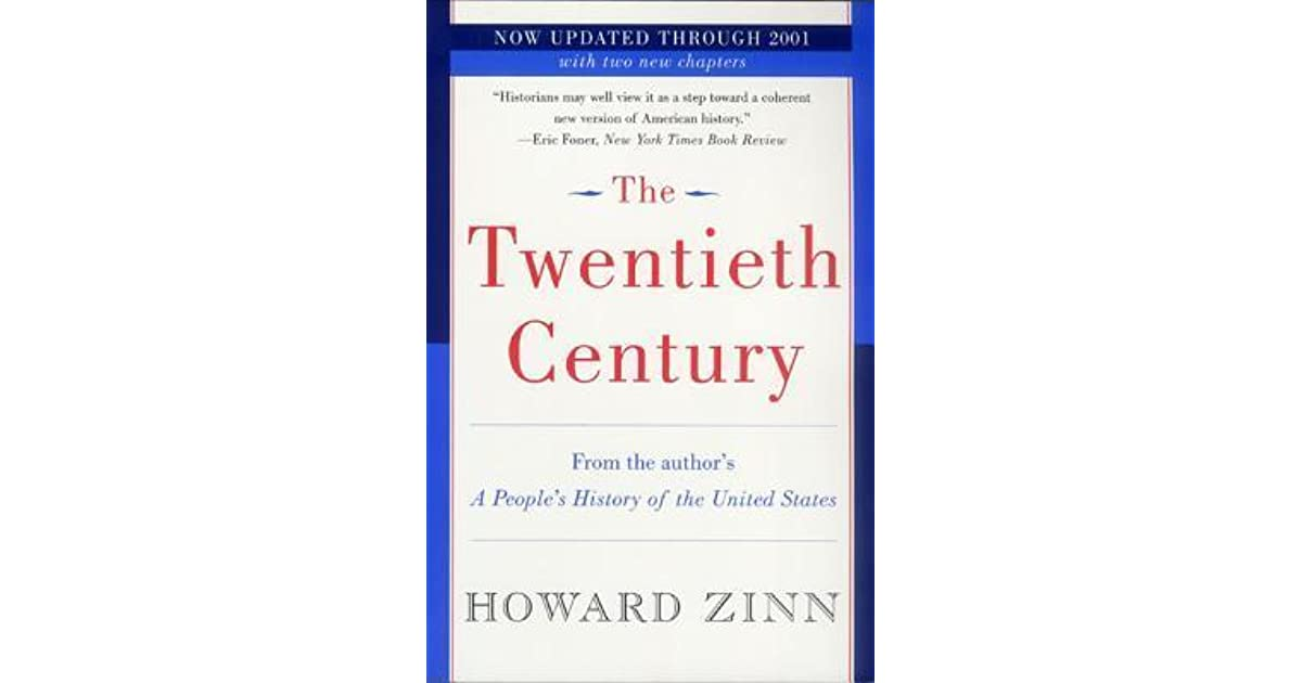 The new deal howard zinn essay example